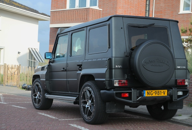 Mercedes-Benz G 55 AMG Chelsea Truck Co