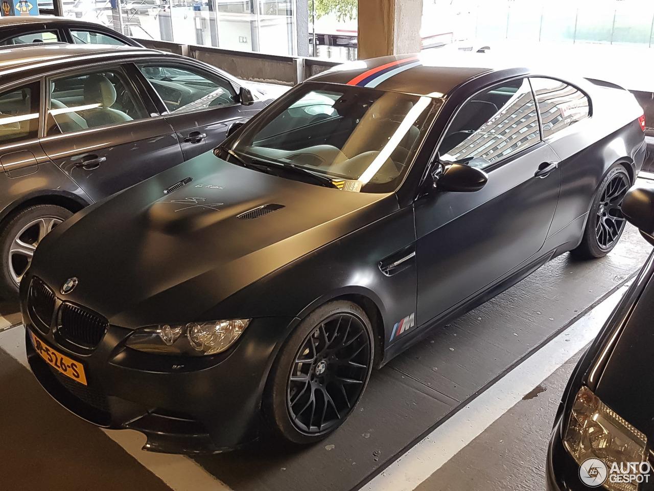 BMW M3 E92 Coupé DTM Champion Edition - 6 June 2017 ...