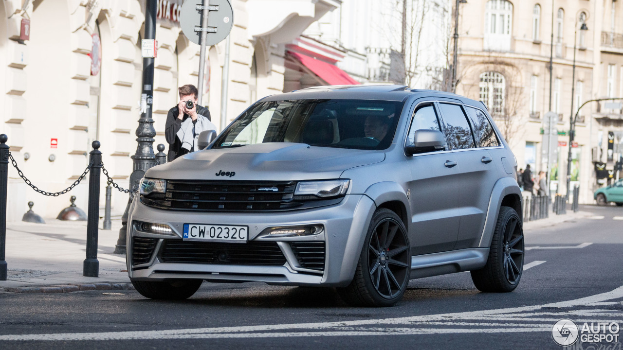 jeep grand cherokee srt 8 tyrannos 6 june 2017 autogespot. Cars Review. Best American Auto & Cars Review