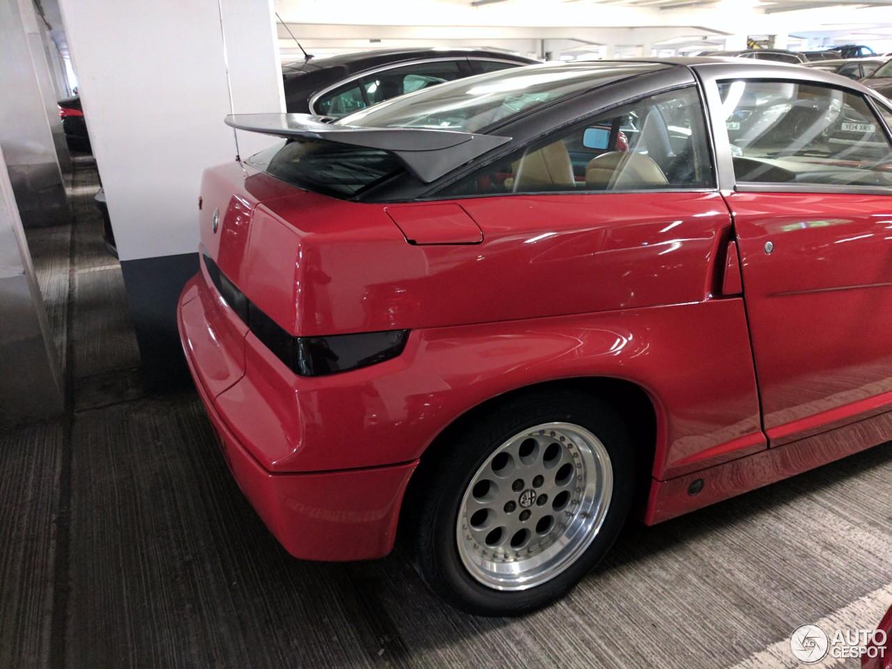 Alfa Romeo SZ - 7 June 2017 - Autogespot