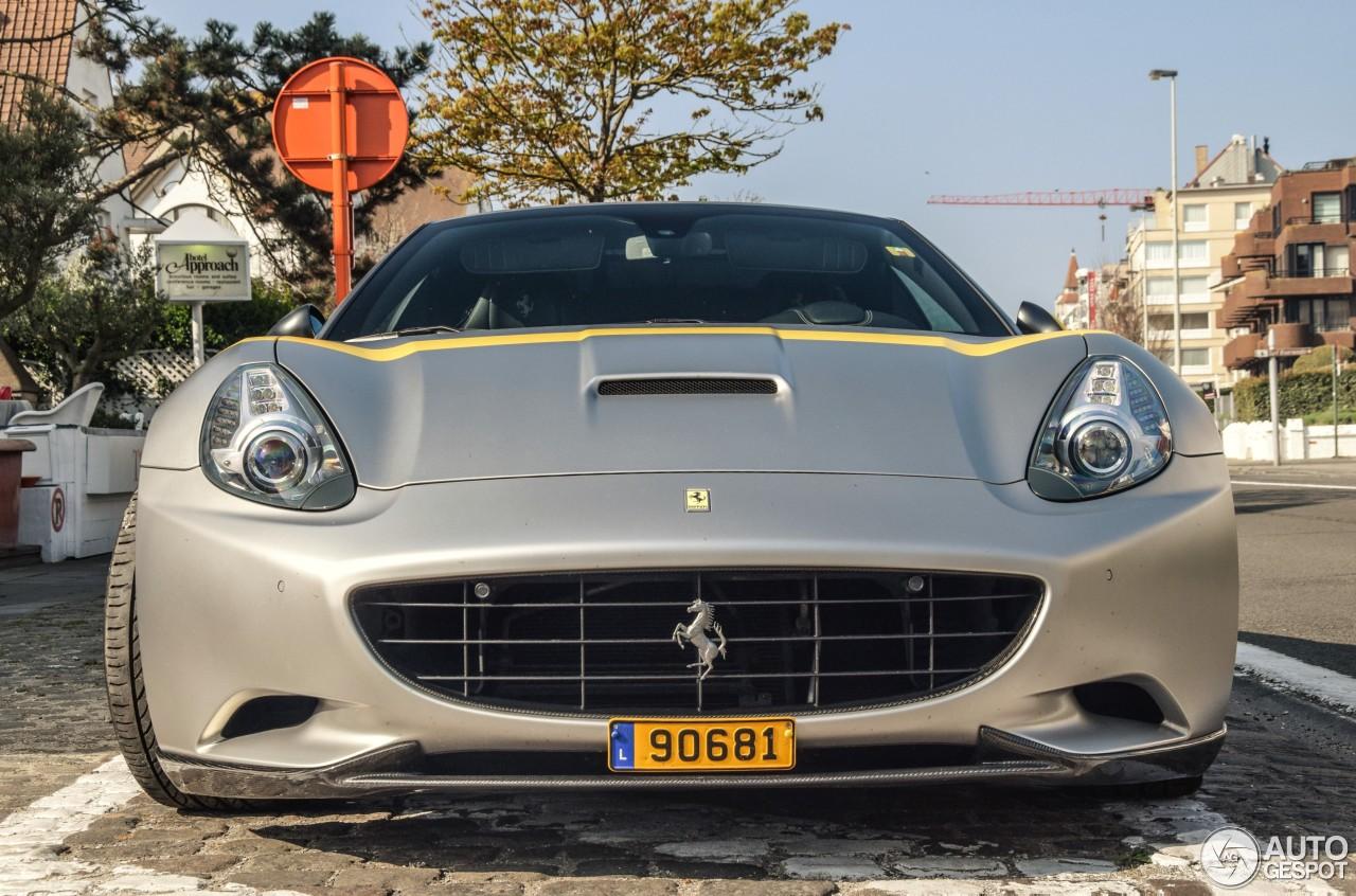 Ferrari California Novitec Rosso - 7 juni 2017 - Autogespot