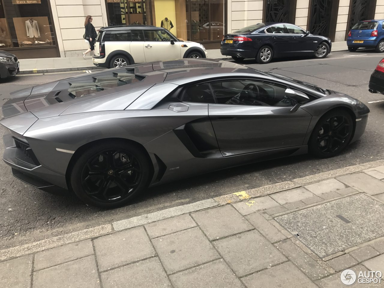 Lamborghini Aventador Lp700 4 7 Juni 2017 Autogespot