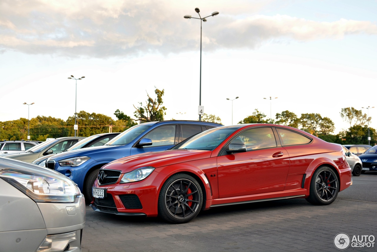 Mercedes Benz C 63 Amg Coup Black Series 7 June 2017