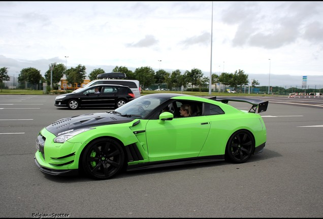 Nissan GT-R 2014 APR Performance J-Spec Edition
