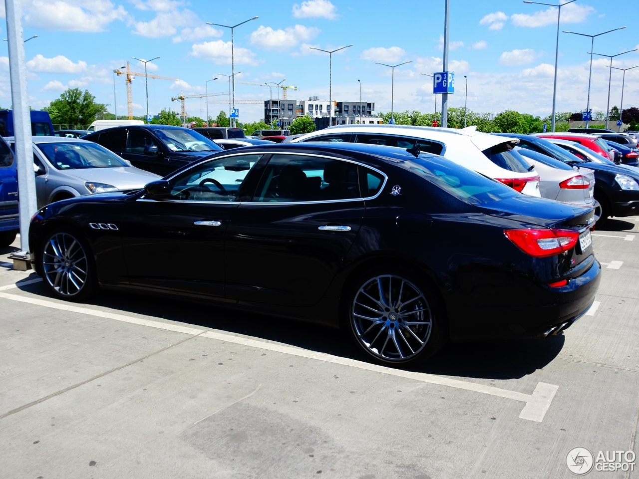 maserati quattroporte s q4 2013 8 june 2017 autogespot. Black Bedroom Furniture Sets. Home Design Ideas