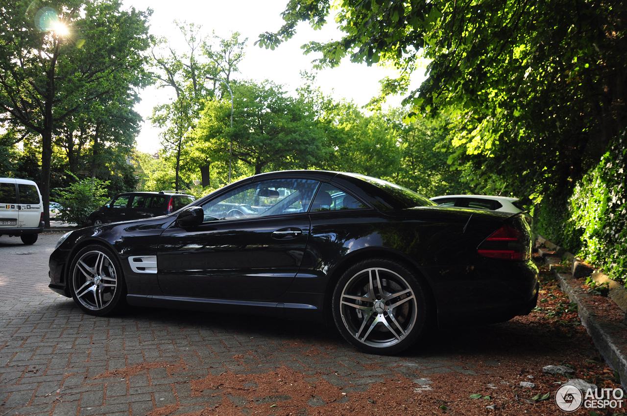 Mercedes benz sl 65 amg r230 2009 8 june 2017 autogespot for Mercedes benz 65