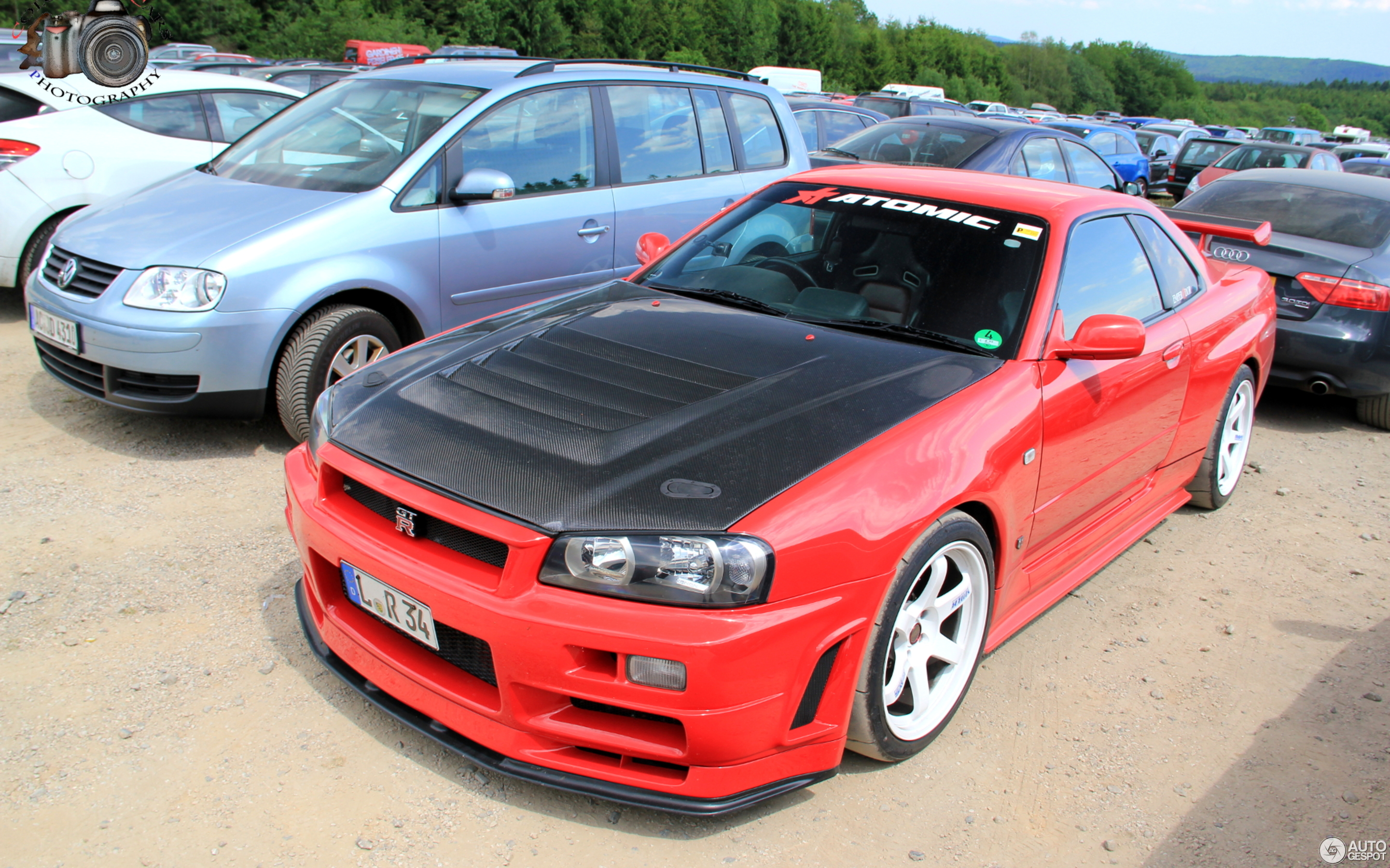 Nissan Skyline R34 Gt R V Spec 8 June 2017 Autogespot