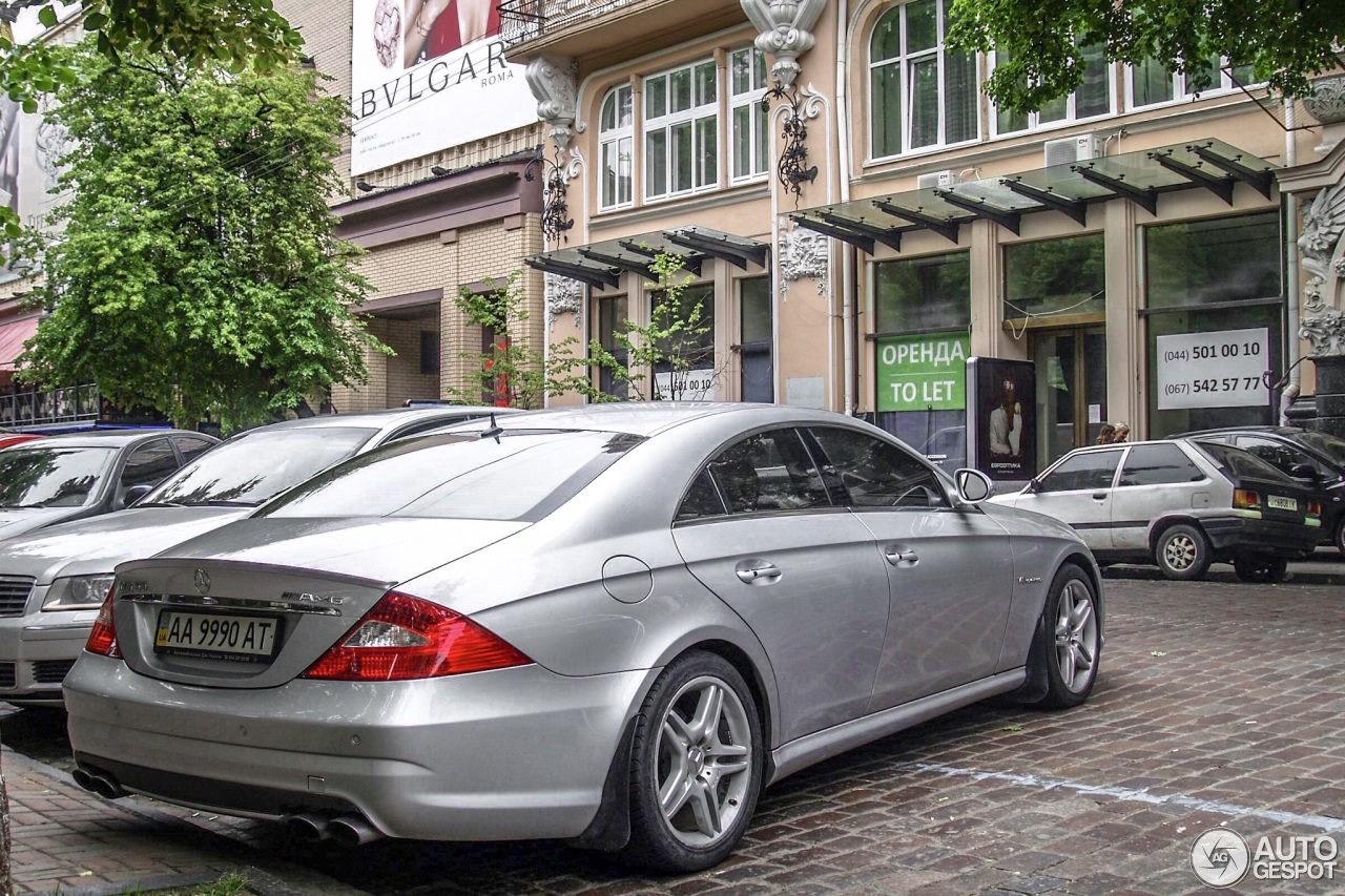 mercedes benz cls 55 amg 9 june 2017 autogespot