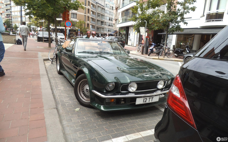Aston Martin V Vantage Volante June Autogespot - 1986 aston martin vantage