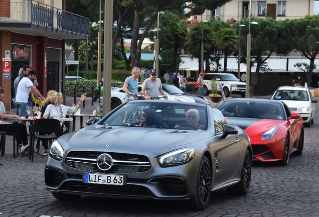 Mercedes-AMG SL 63 R231 2016