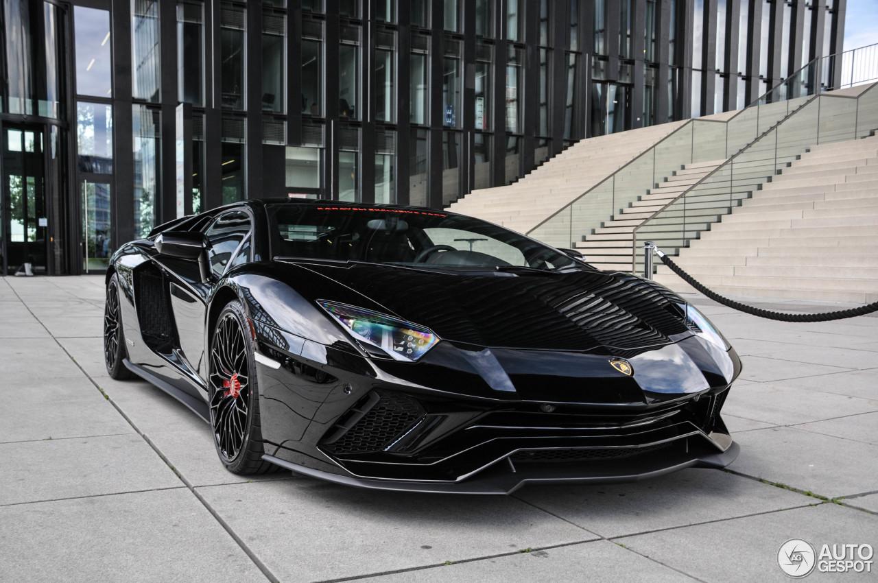Lamborghini Aventador S LP740-4 - 10 Juni 2017 - Autogespot