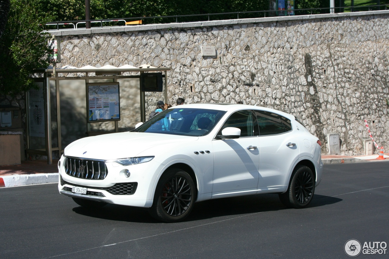 maserati levante s 10 june 2017 autogespot. Black Bedroom Furniture Sets. Home Design Ideas