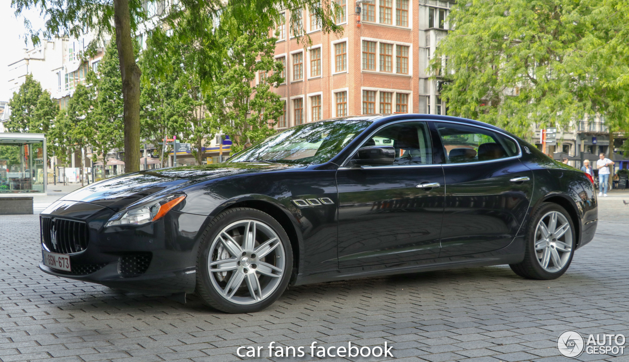 maserati quattroporte s 2013 10 june 2017 autogespot. Black Bedroom Furniture Sets. Home Design Ideas