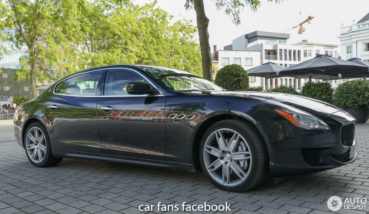 maserati quattroporte s 2013 10 juni 2017 autogespot. Black Bedroom Furniture Sets. Home Design Ideas