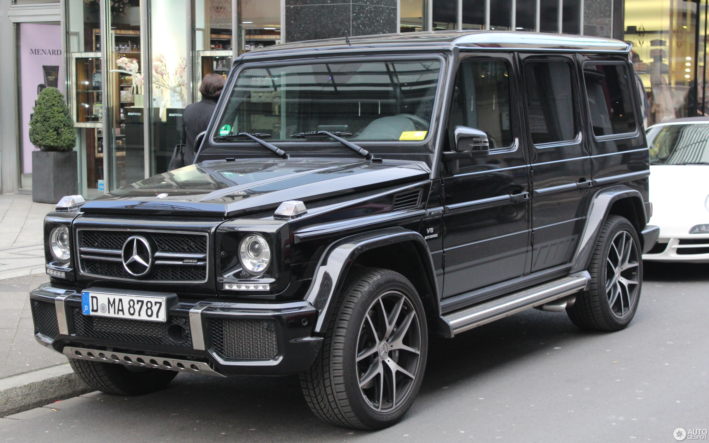 Mercedes-AMG G 63 2016 Edition 463 - 10 June 2017 - Autogespot