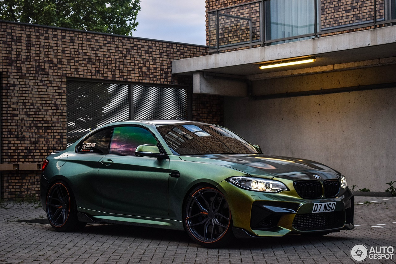 bmw m2 coup f87 11 june 2017 autogespot. Black Bedroom Furniture Sets. Home Design Ideas