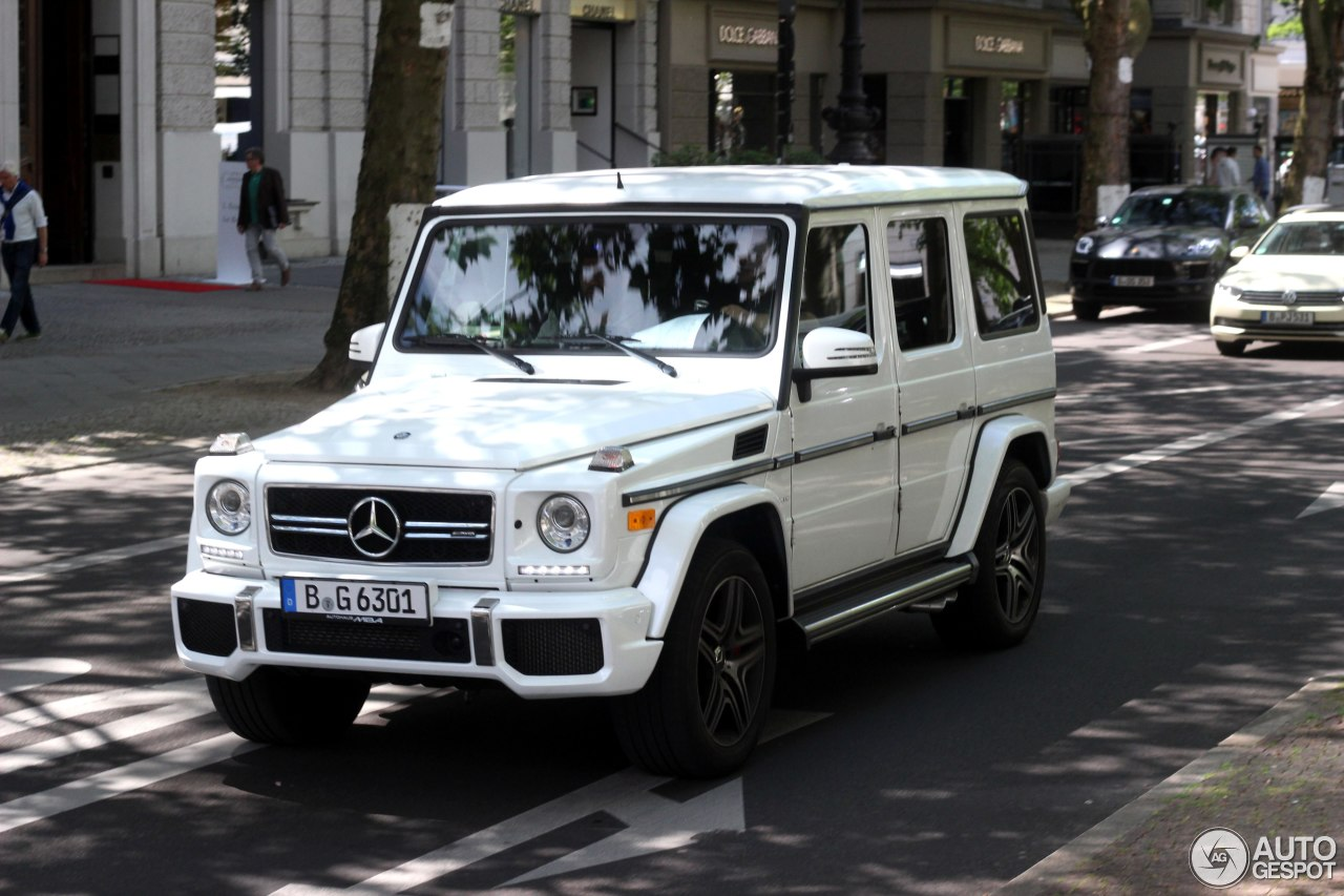 Mercedes benz g 63 amg 2012 11 juin 2017 autogespot for 2017 mercedes benz amg g 63