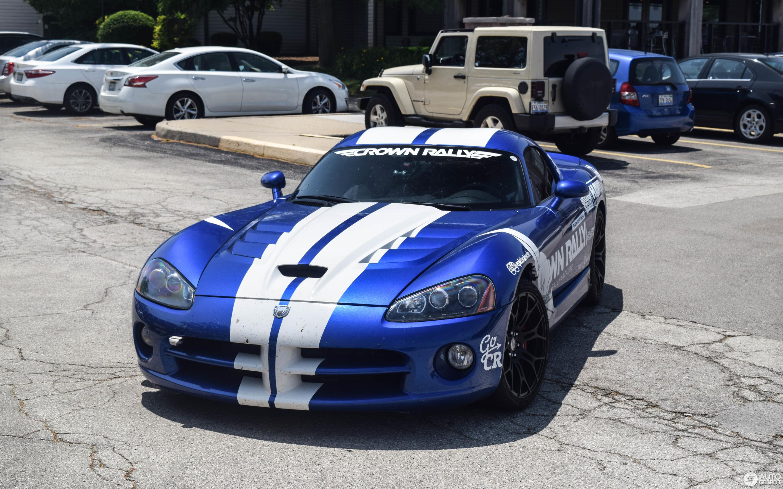 Dodge Viper Srt 10 Coupé 2008