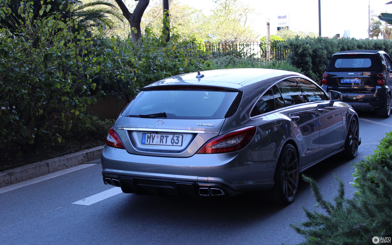 Mercedes Benz Renntech Cls 63 Amg Shooting Brake 11 Juni 2017