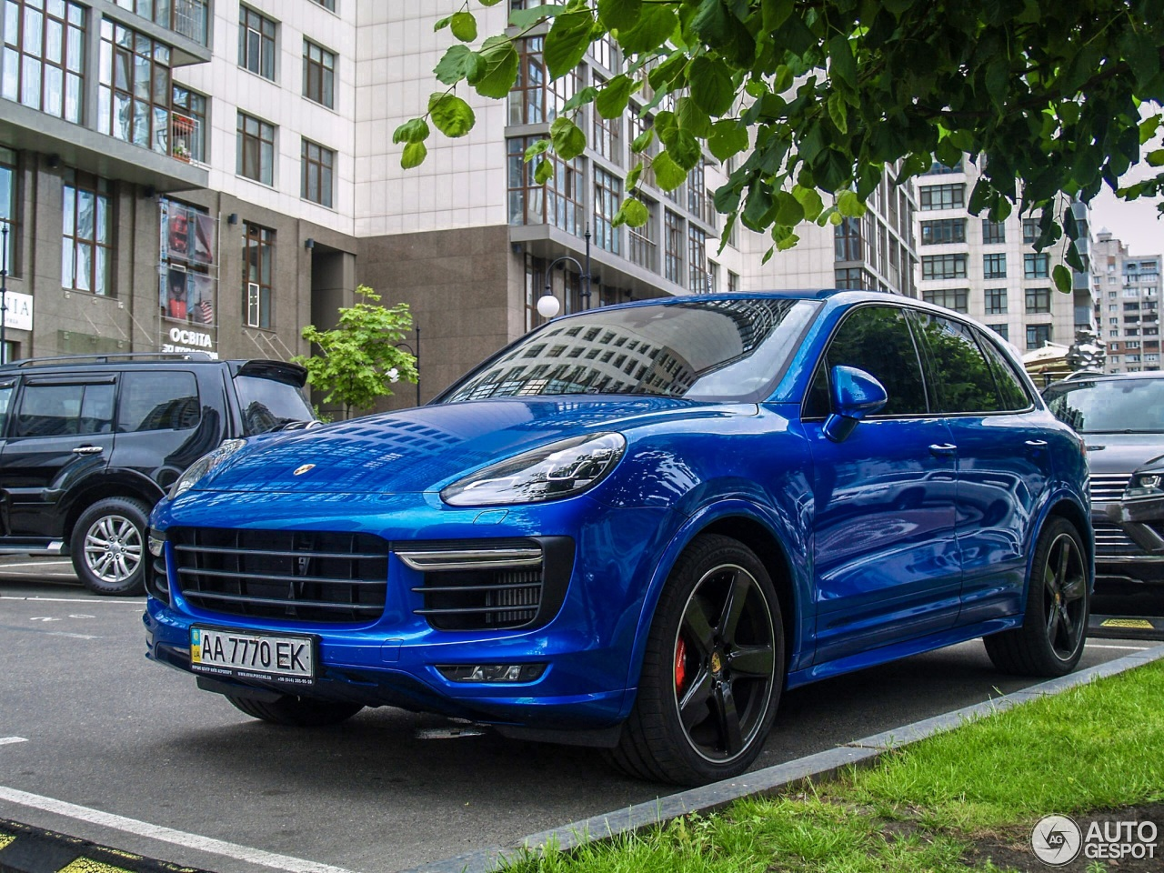 porsche 958 cayenne gts mkii 11 june 2017 autogespot. Black Bedroom Furniture Sets. Home Design Ideas