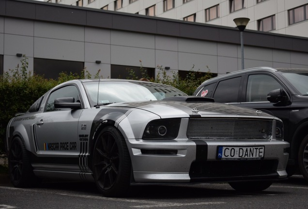 Ford Mustang Shelby GT 2009 Limited Edition 1of9