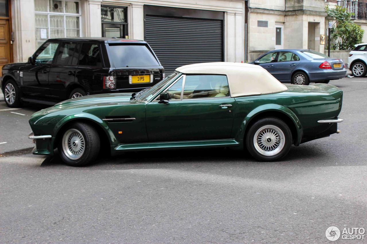 Aston Martin V Vantage Volante C