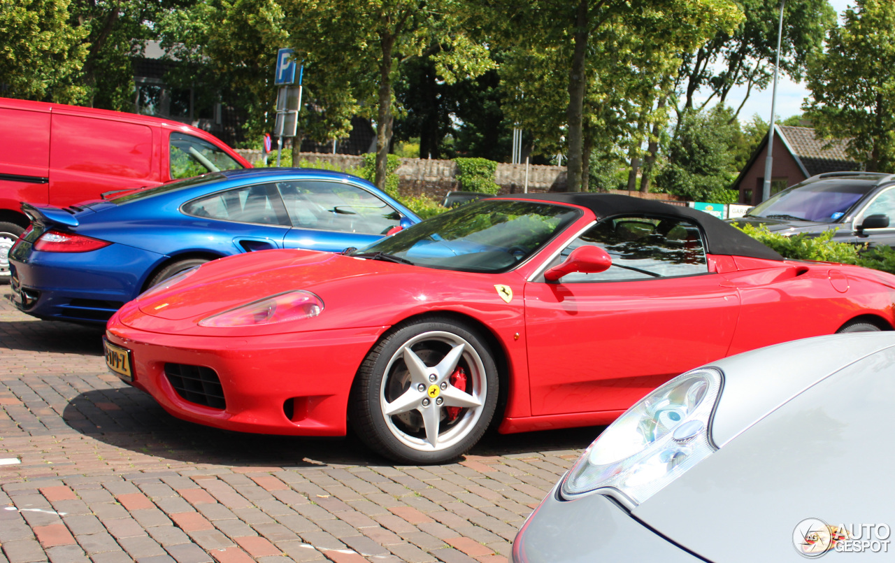 ferrari 360 spider 12 june 2017 autogespot. Black Bedroom Furniture Sets. Home Design Ideas