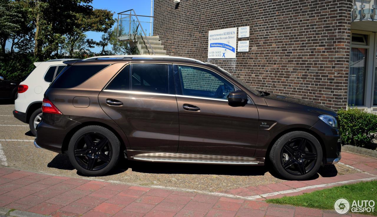 Mercedes benz ml 63 amg w166 12 june 2017 autogespot for Mercedes benz ml 2017