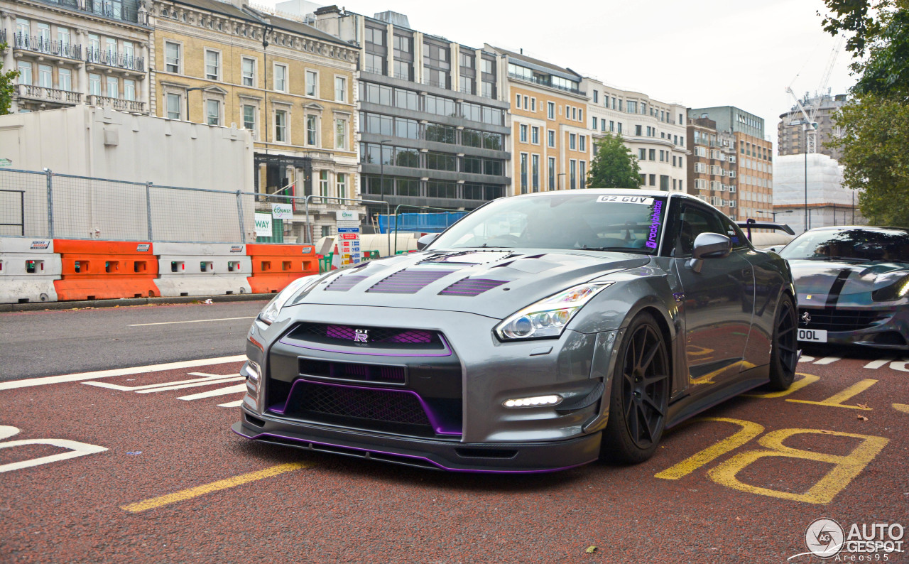 Nissan nissan gtr 2014 : Nissan GT-R 2014 Linney Tuning - 12 June 2017 - Autogespot