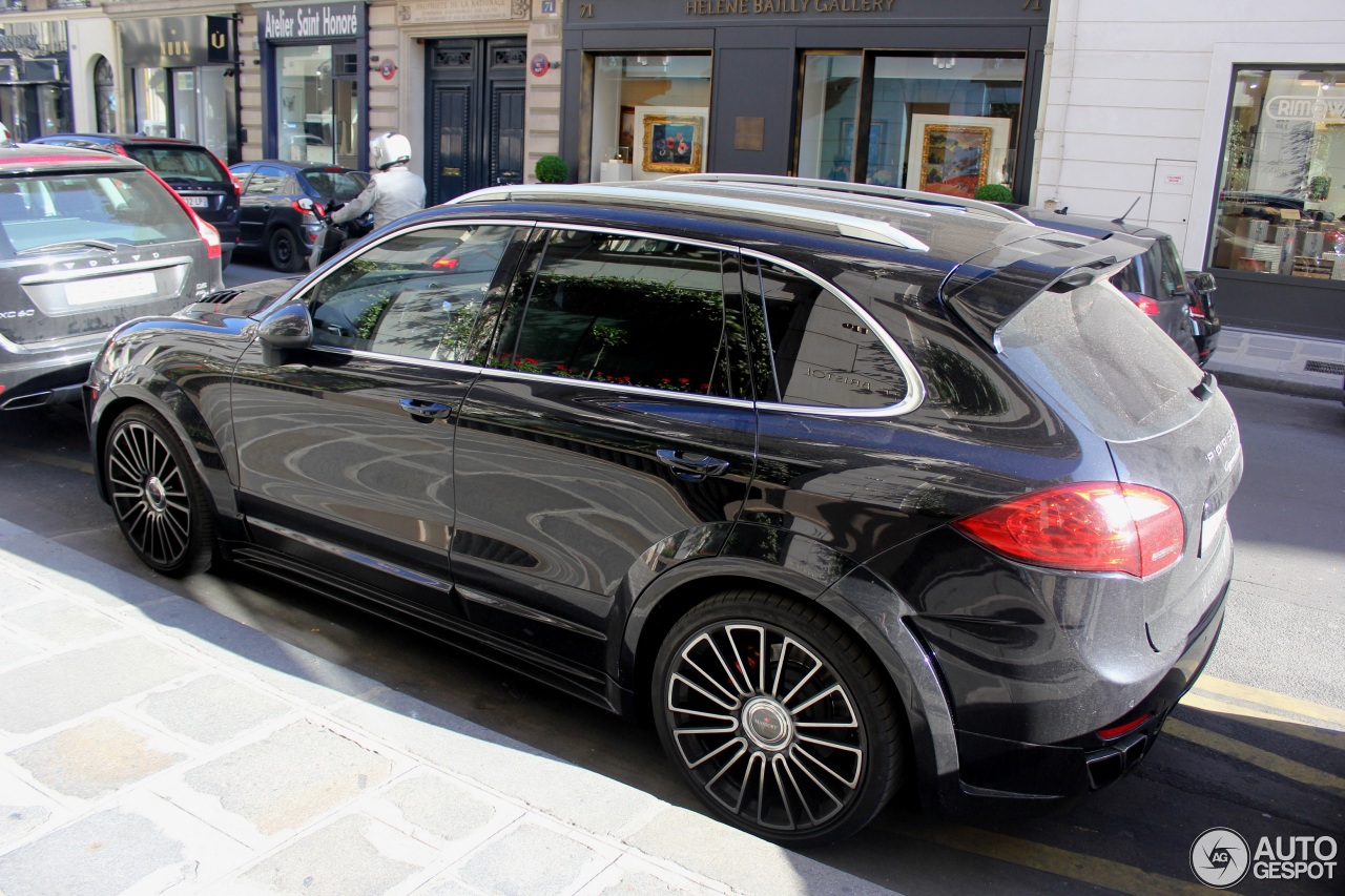 porsche mansory 958 cayenne 12 june 2017 autogespot. Black Bedroom Furniture Sets. Home Design Ideas