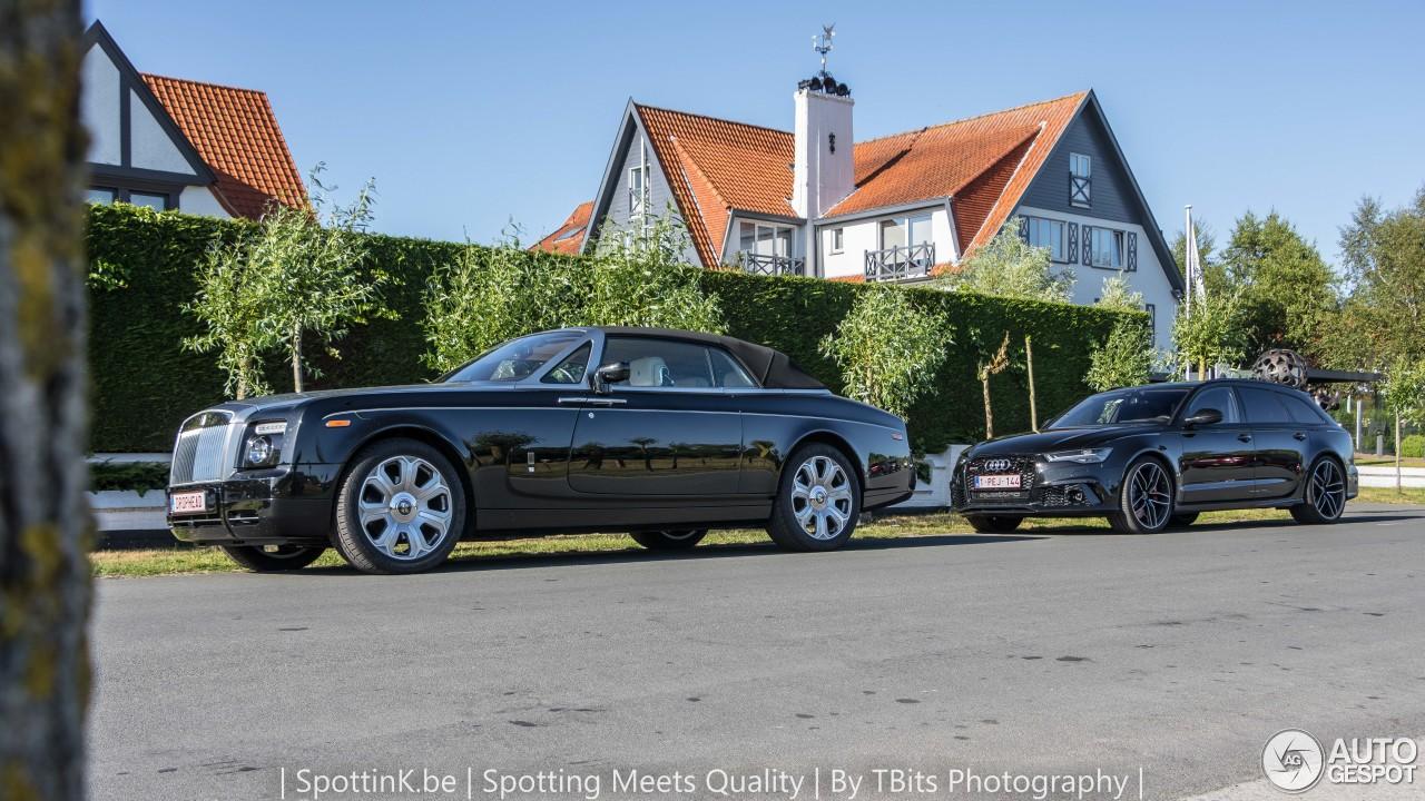 Rolls royce phantom drophead coup 12 june 2017 autogespot - Rolls royce drophead coupe ...