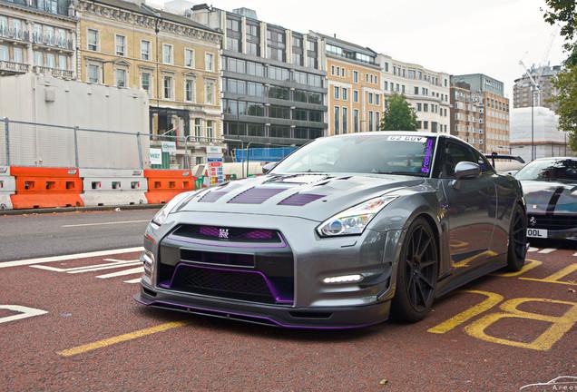 Nissan GT-R 2014 Linney Tuning