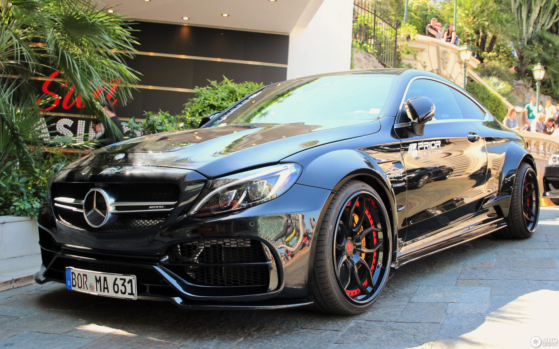 Mercedes  Amg Widebody