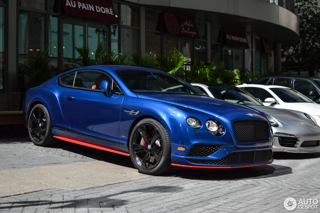 2017 Bentley Continental Gt Convertible >> Bentley Continental GT Speed Black Edition 2016 - 14 June 2017 - Autogespot
