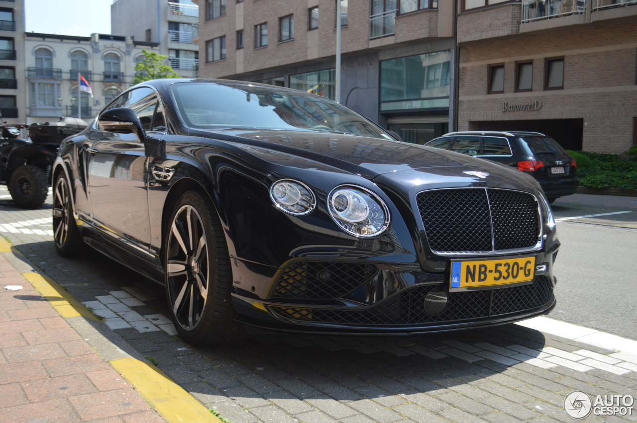 bentley continental gt v8 s 2016 14 june 2017 autogespot. Black Bedroom Furniture Sets. Home Design Ideas