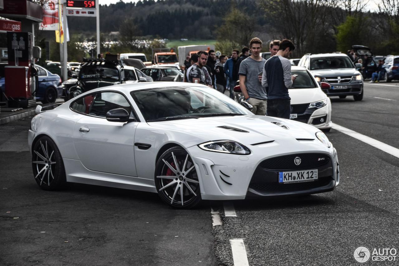 Jaguar Xkr S 2017