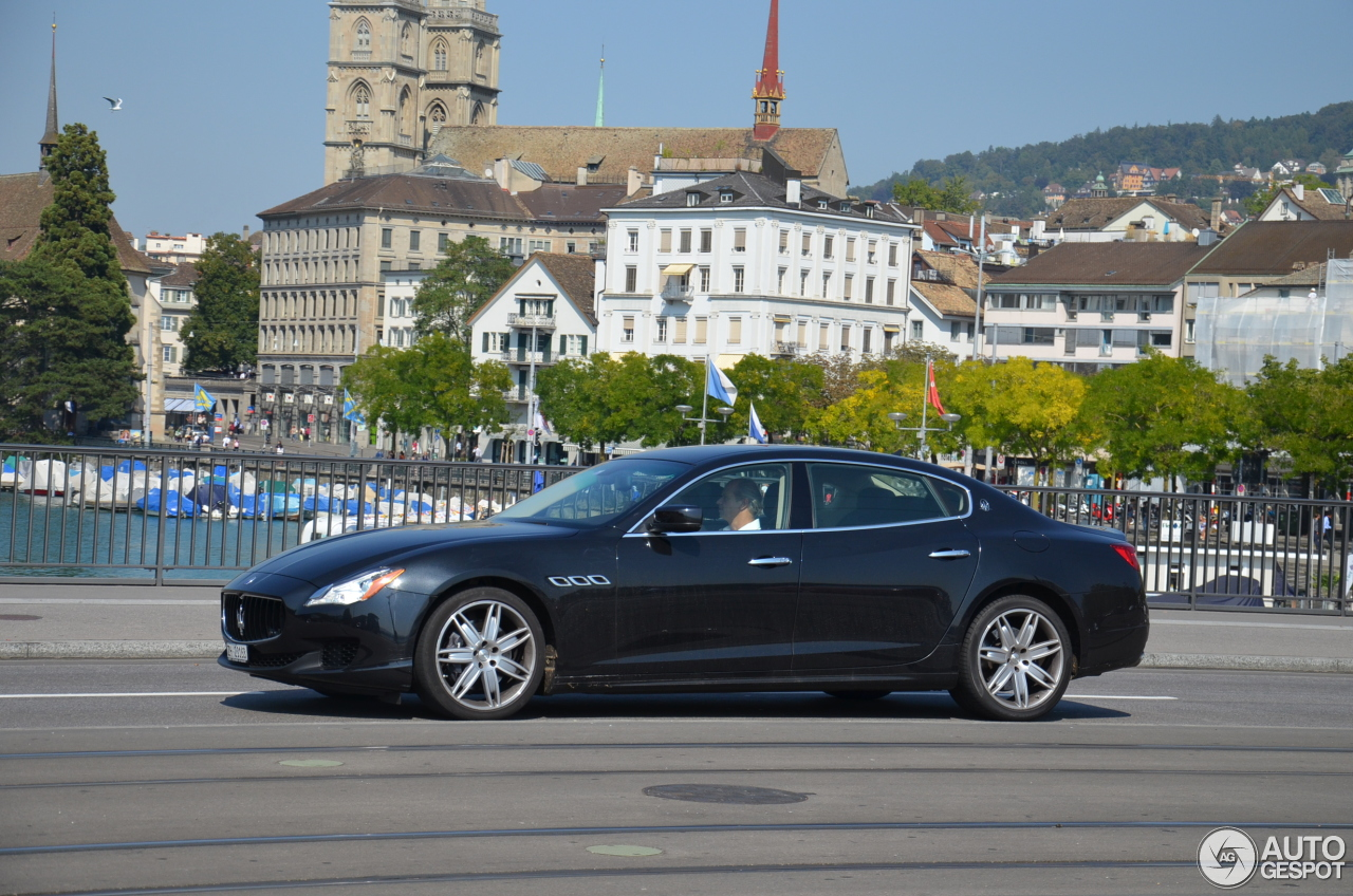 maserati quattroporte s q4 2013 14 juni 2017 autogespot. Black Bedroom Furniture Sets. Home Design Ideas