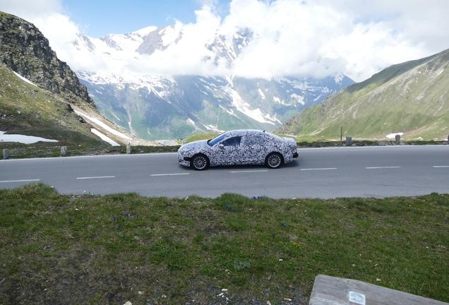 Audi A8 D5 Mule