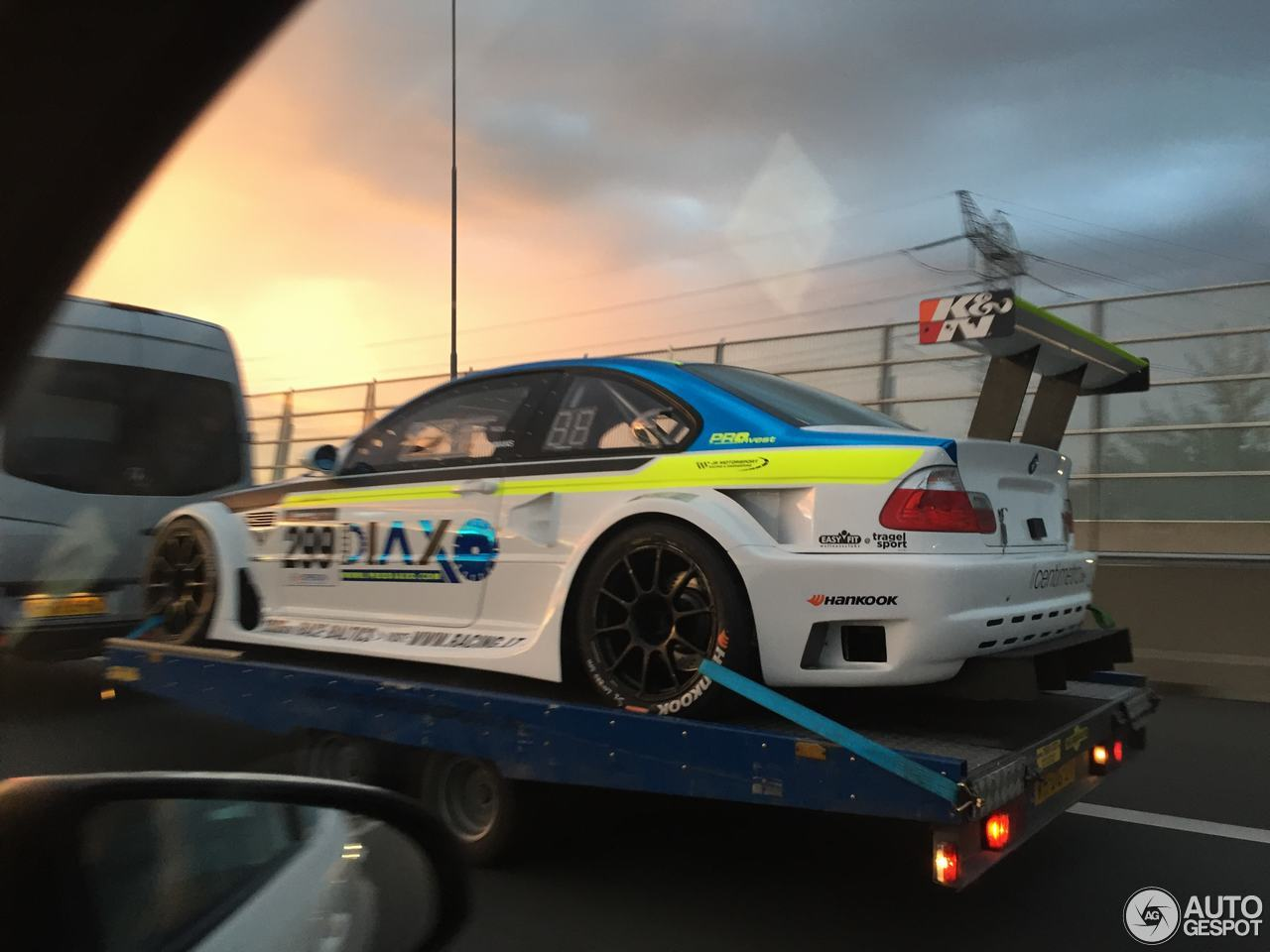 Bmw M3 E46 Gtr 15 June 2017 Autogespot