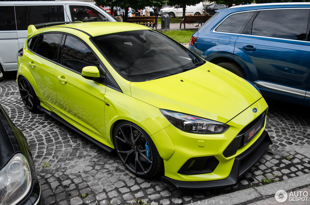 ford focus rs 2015 ss tuning 15 juni 2017 autogespot. Black Bedroom Furniture Sets. Home Design Ideas