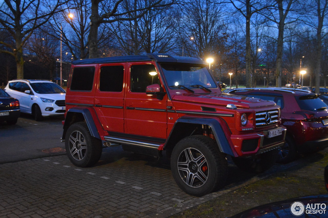 Mercedes benz g 500 4x4 15 juni 2017 autogespot for Mercedes benz 500 2017
