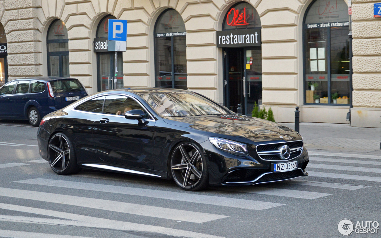 Mercedes benz s 63 amg coup c217 15 june 2017 autogespot for Mercedes benz s 63 amg