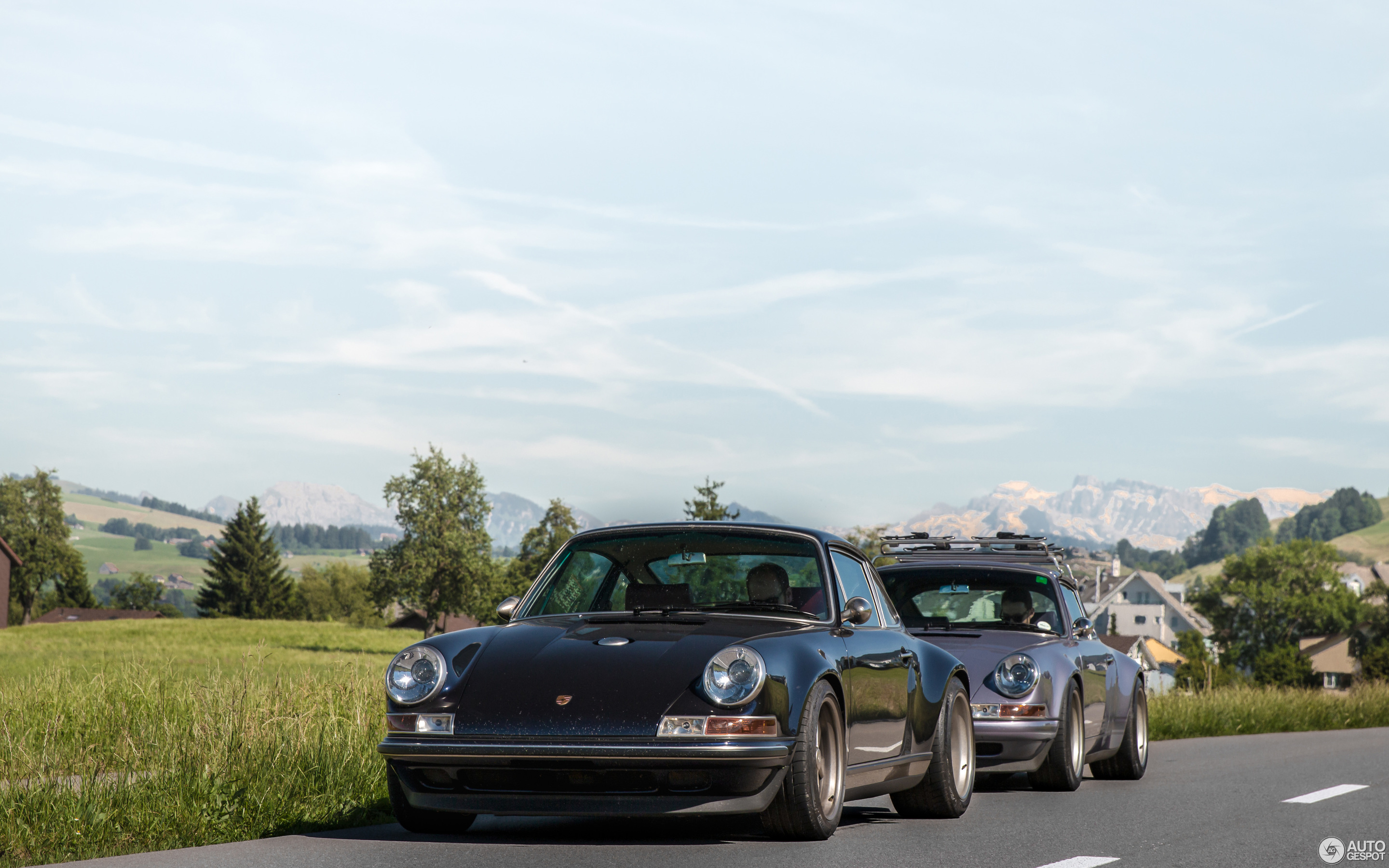 Porsche 911 Singer 4.0 - 15 June 2017 - Autogespot