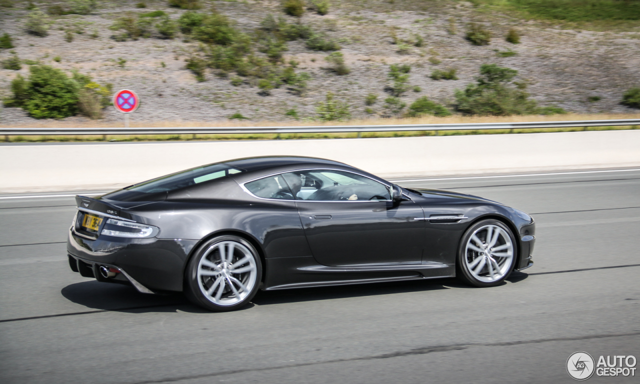 Aston Martin DBS - 16 June 2017 - Autogespot