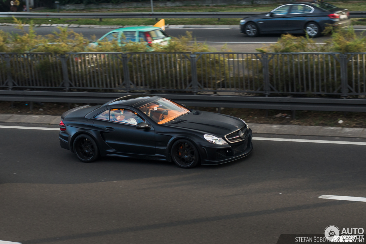 Mercedes benz fab design sl 63 amg 16 june 2017 autogespot for All types of mercedes benz cars