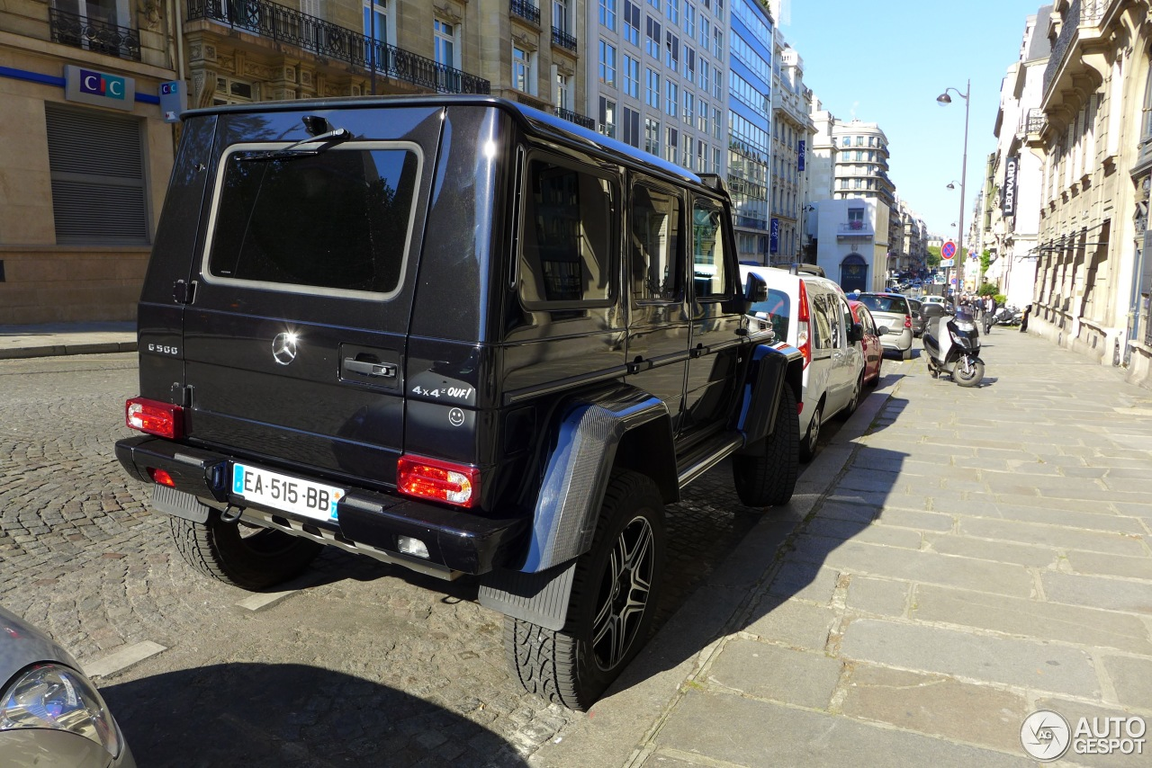 Mercedes benz g 500 4x4 16 june 2017 autogespot for Mercedes benz 500 2017