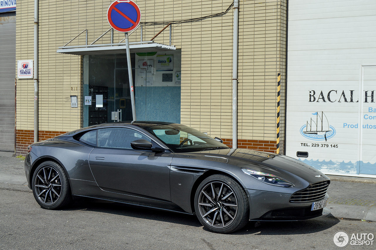 aston martin db11 launch edition - 17 june 2017 - autogespot