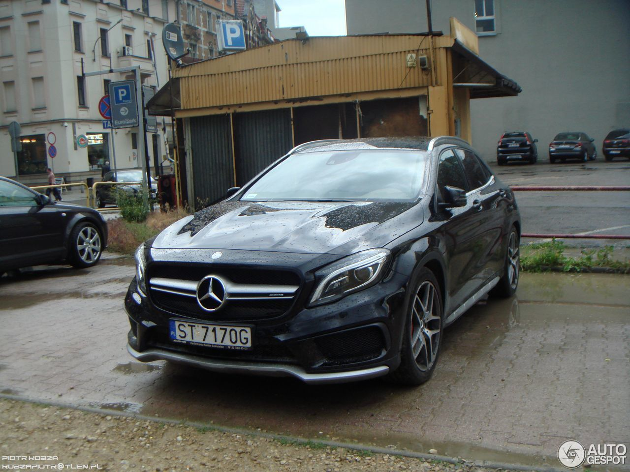 mercedes amg gla 45 x156 17 juni 2017 autogespot. Black Bedroom Furniture Sets. Home Design Ideas