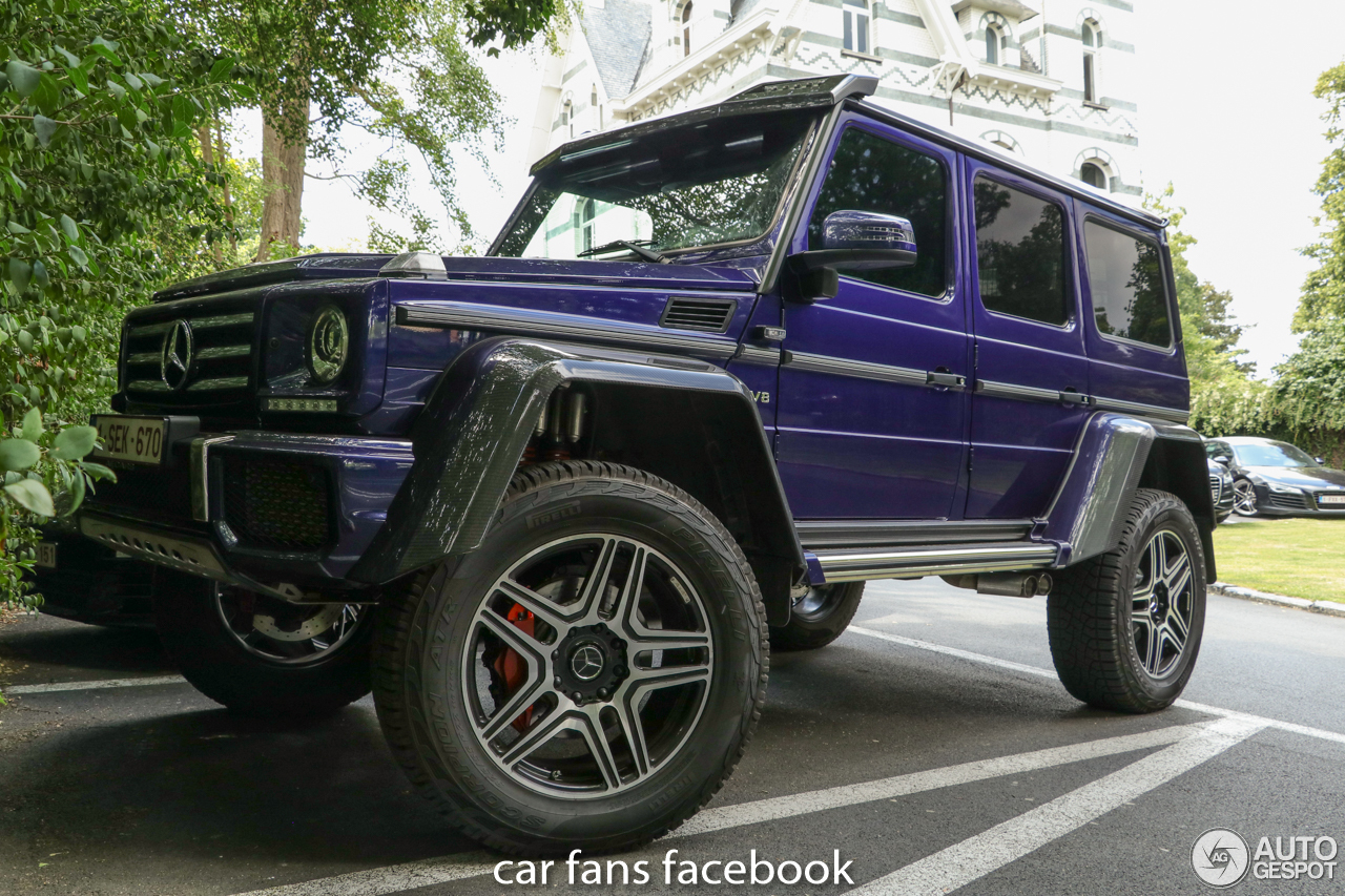 Mercedes benz g 500 4x4 17 juni 2017 autogespot for Mercedes benz 500 2017