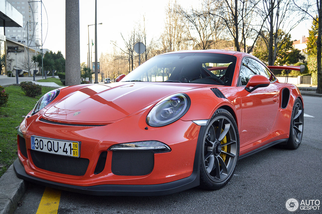 porsche 991 gt3 rs 17 june 2017 autogespot. Black Bedroom Furniture Sets. Home Design Ideas